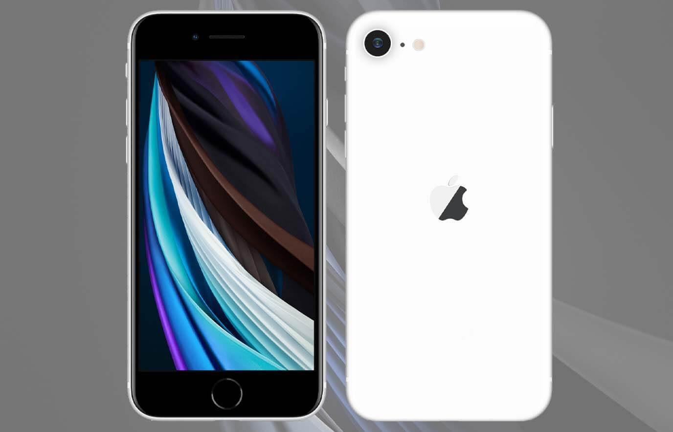 Alles over iPhone SE 2020: specs en info