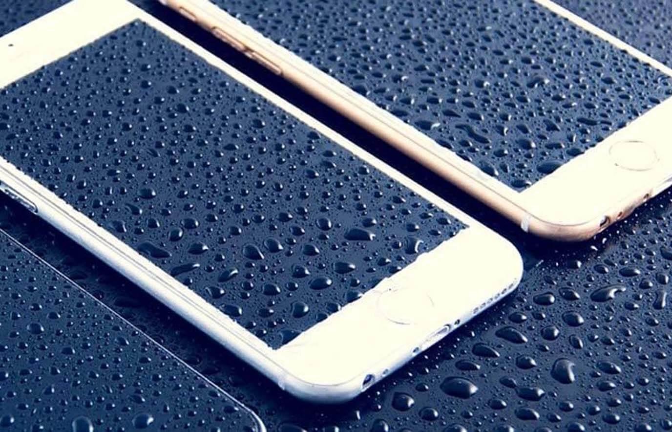 Welke iPhone is waterdicht?