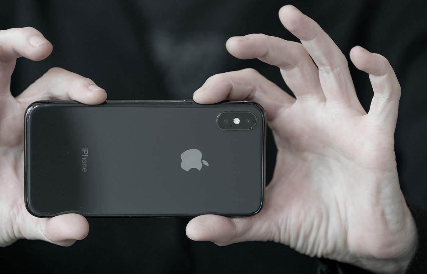 iPhone X camera, dit is er bijzonder aan