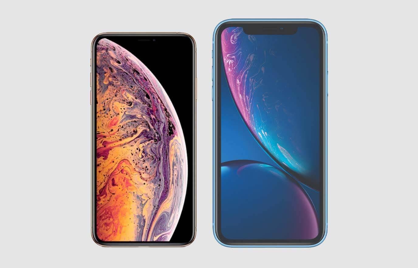 iPhone XS vs iPhone XR: wat is het verschil?