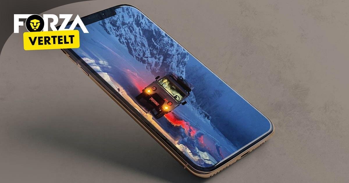 Nachtmodus iPhone