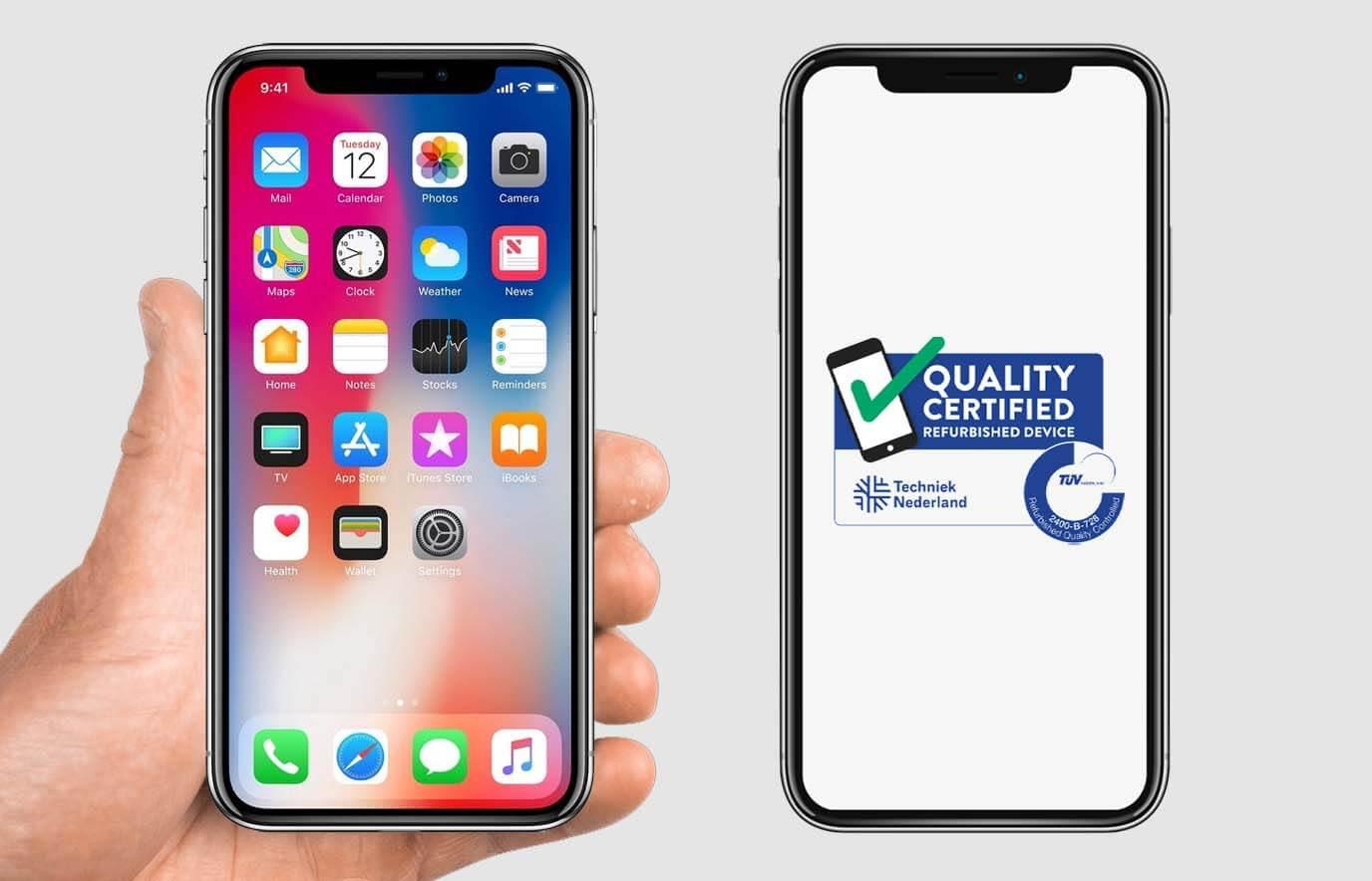 Verschil tussen een refurbished en tweedehands iPhone