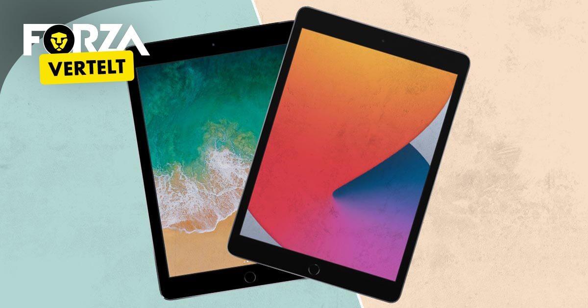 iPad 2018 vs 2020