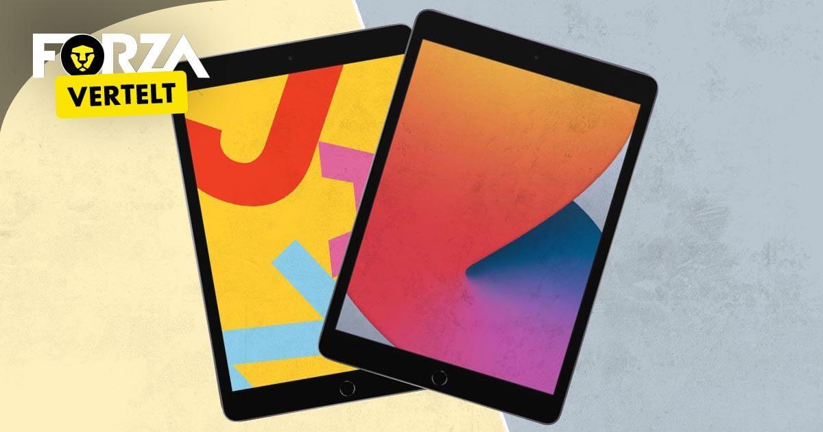 Verschil iPad 2019 en 2020