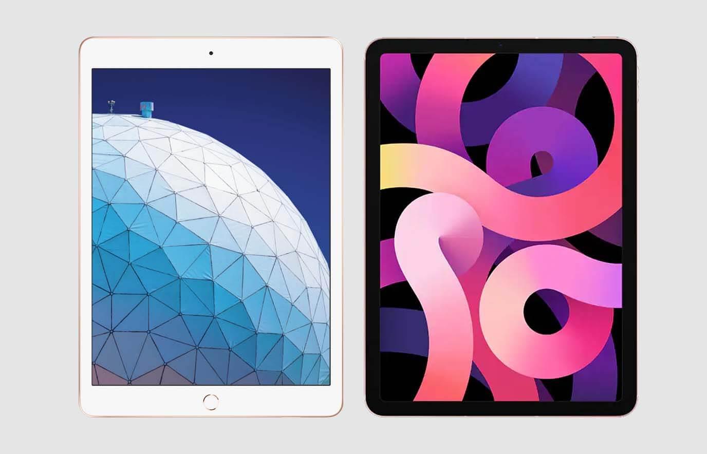 Verschil iPad Air 2019 en 2020