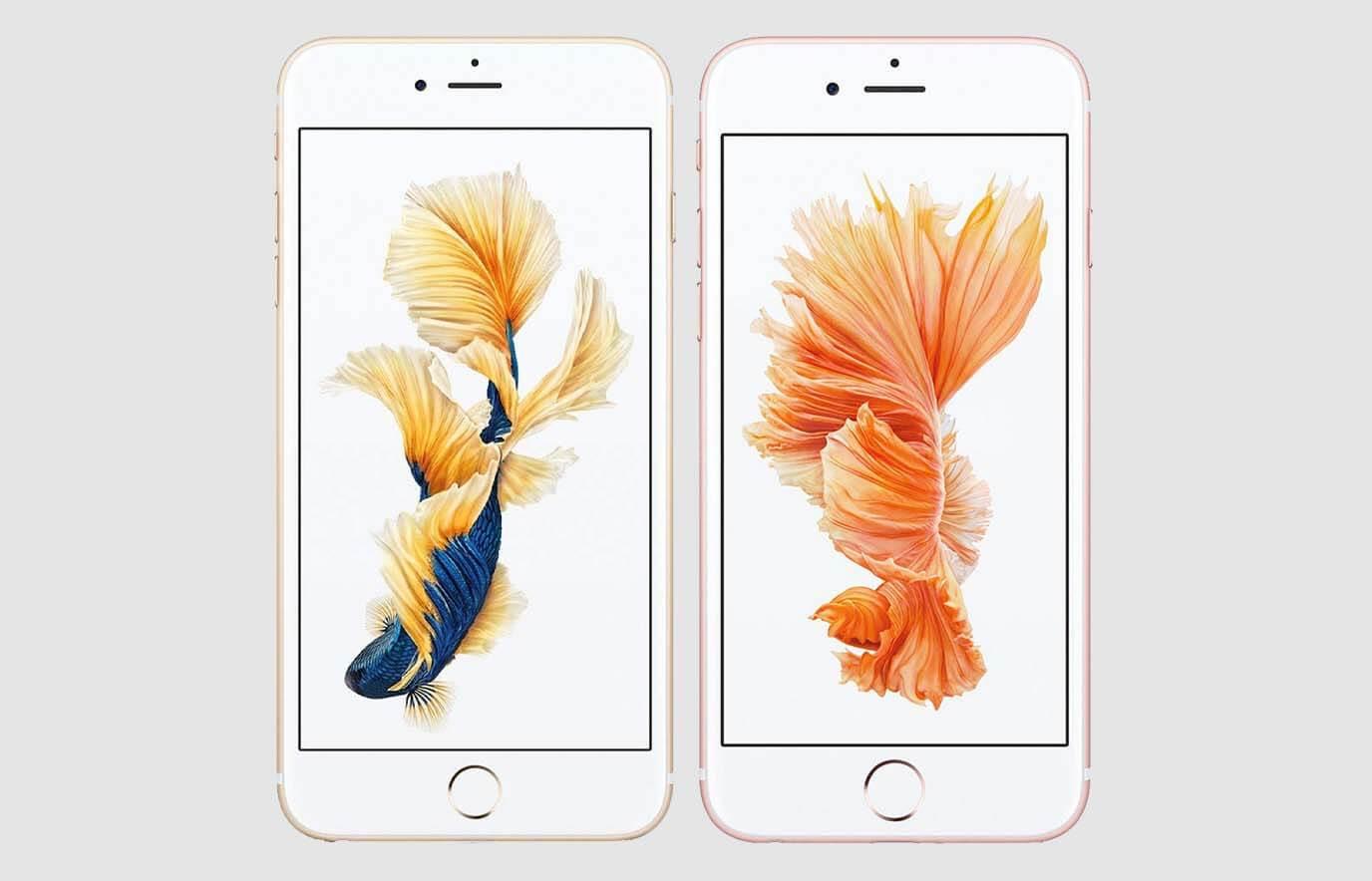 Verschil iPhone 6 en iPhone 6S