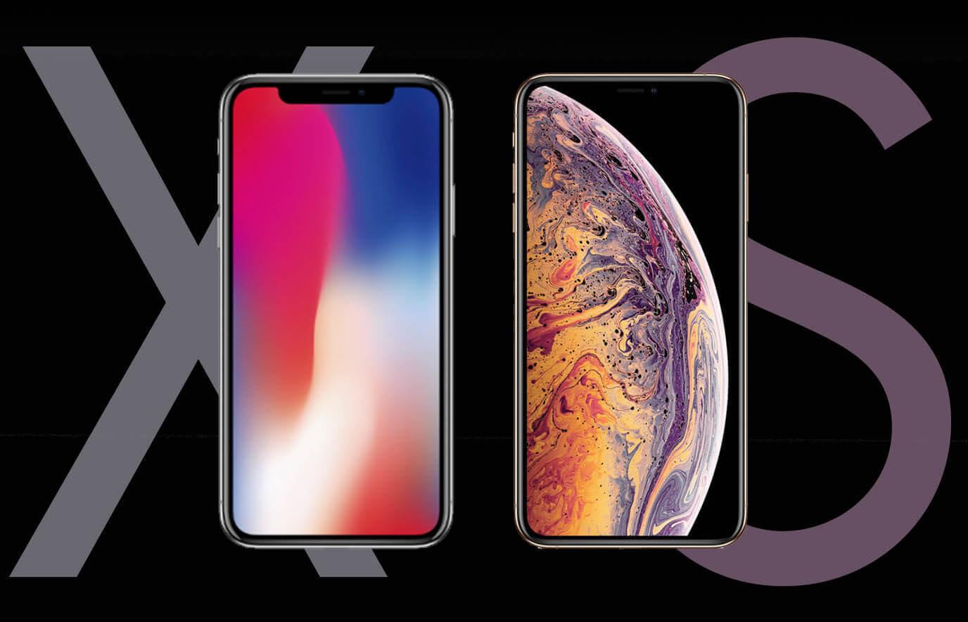 Wat is het verschil tussen de iPhone X en de iPhone XS?
