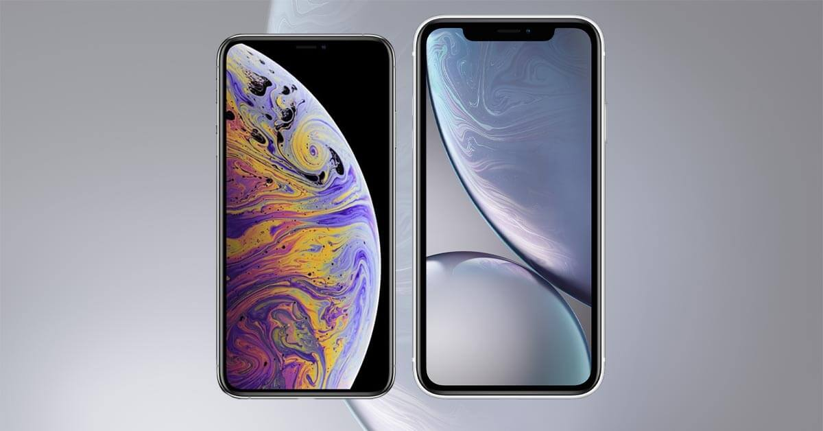 Verschil iPhone XS en XR