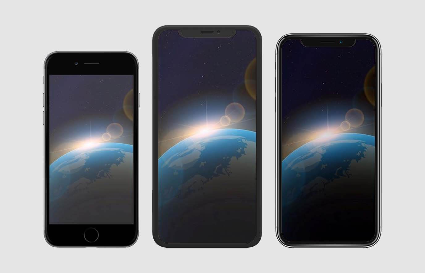 OLED vs LCD bij Apple iPhone