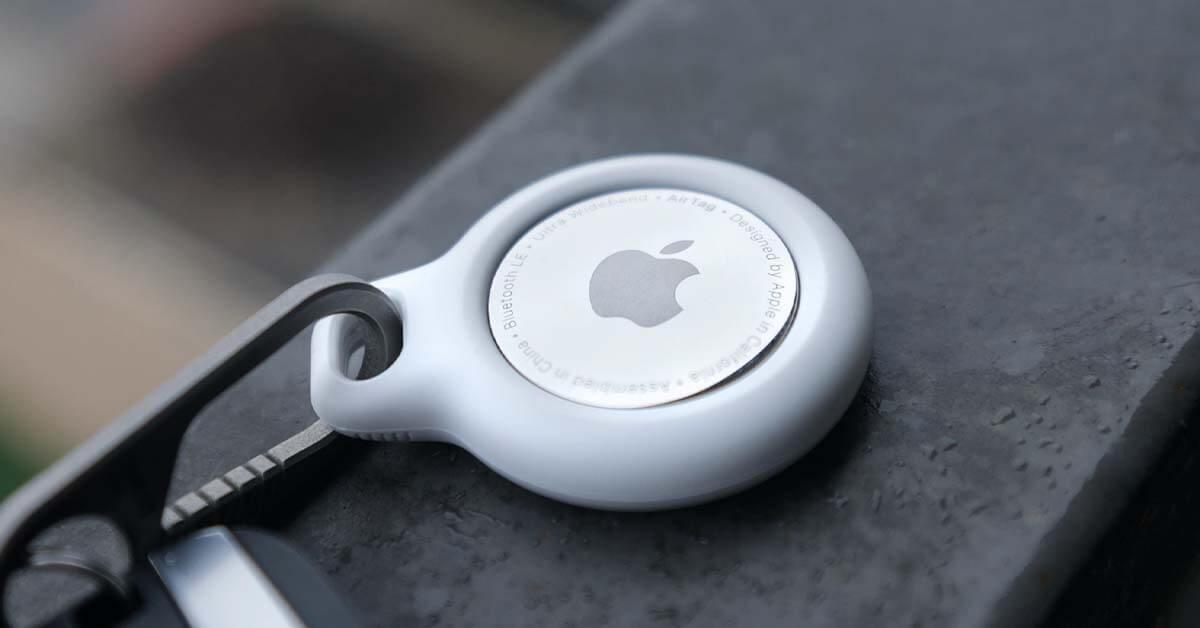 Wat is Apple AirTag