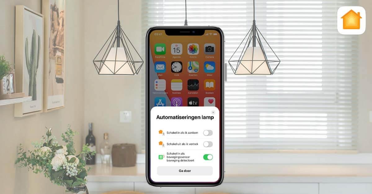 Woning-app Apple