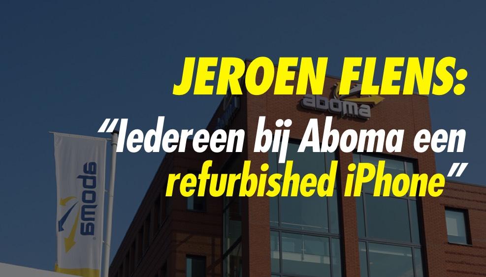 case Jeroen Flens Aboma