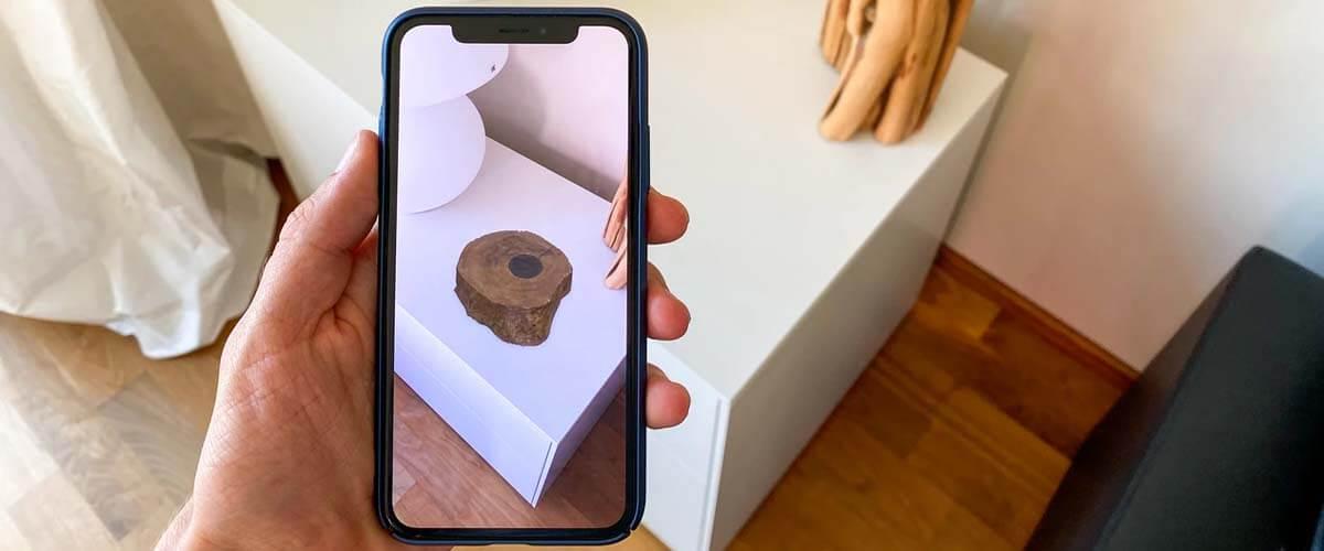 Augmented Reality functie