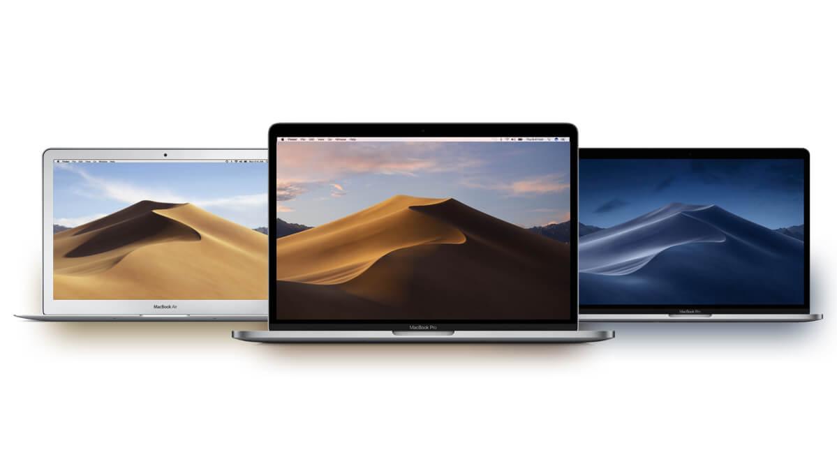 macbook air pro en touch