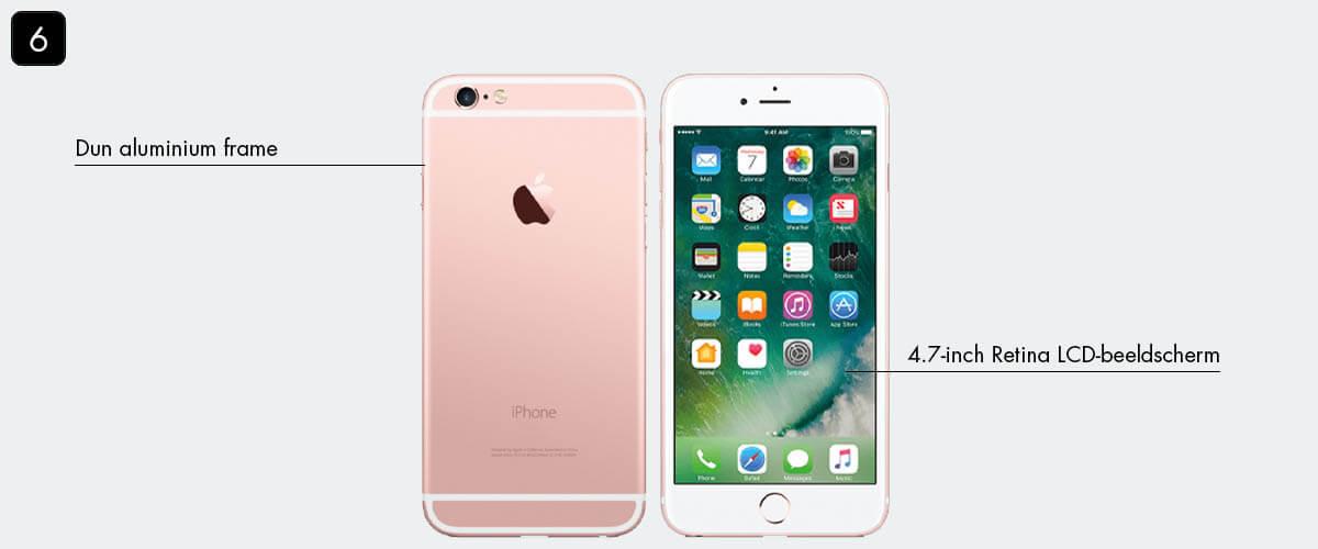iPhone tijdlijn: iPhone 6