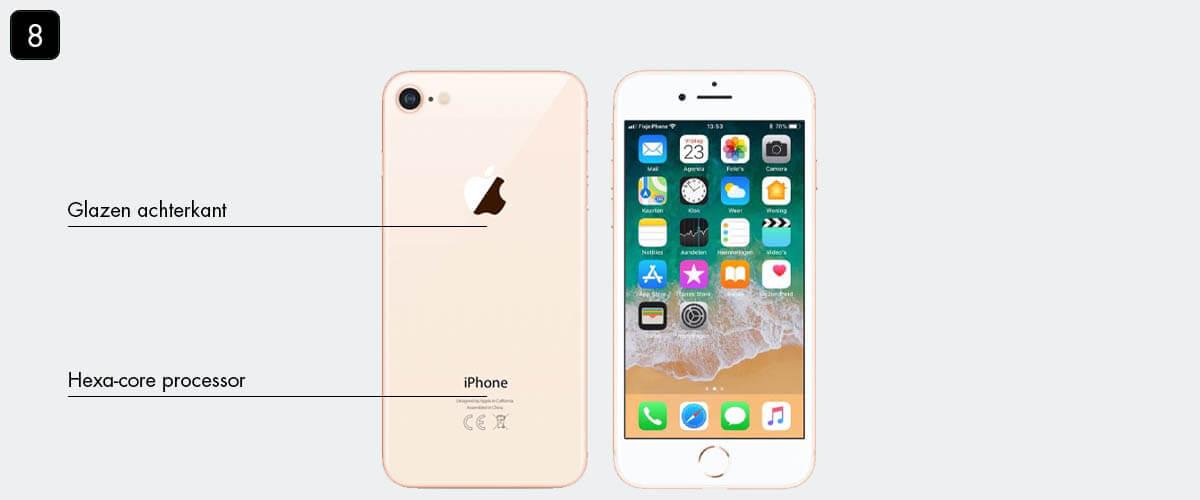 iPhone tijdlijn: iPhone 8