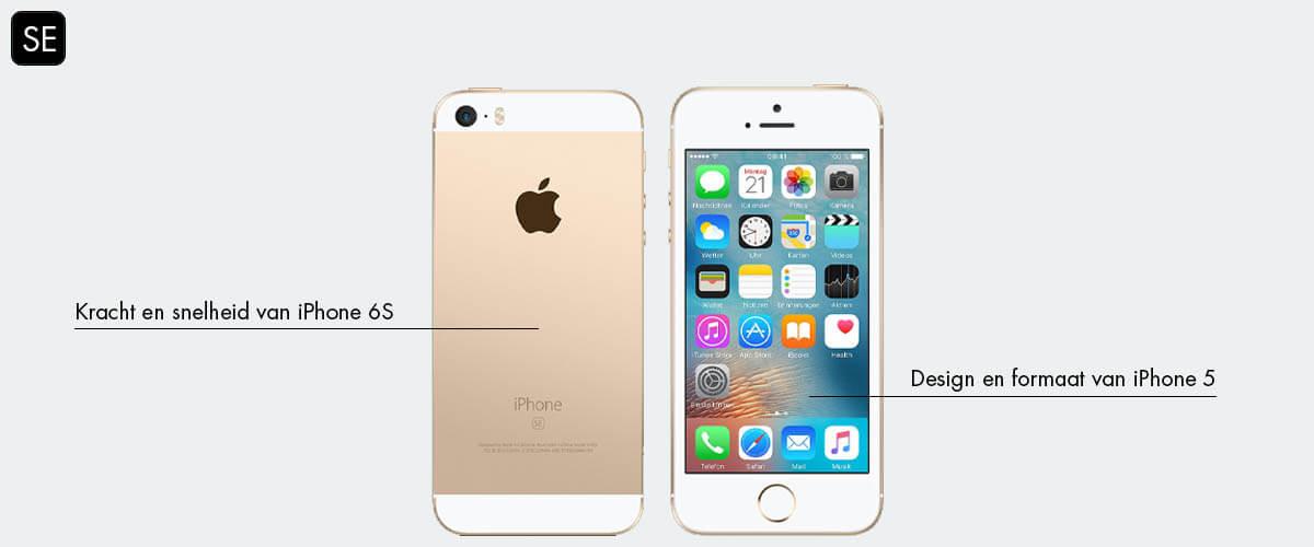 iPhone tijdlijn: iPhone SE 2016