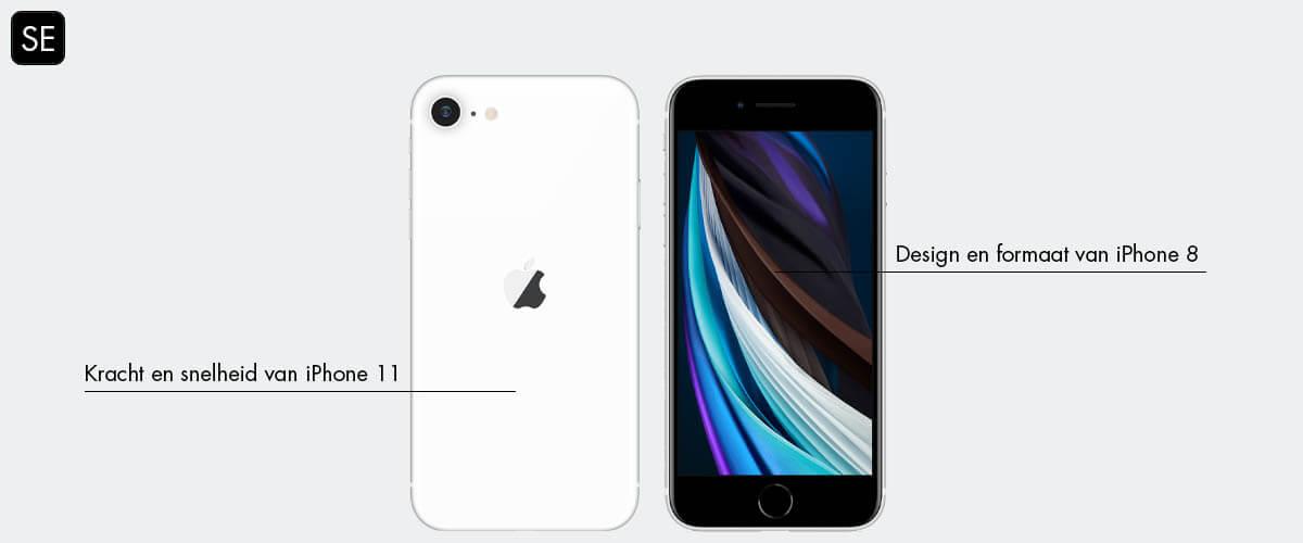 iPhone tijdlijn: iPhone SE 2020
