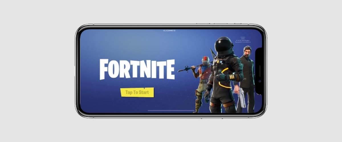 Mobiele game iPhone