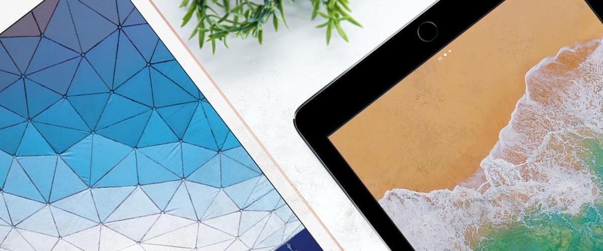 iPad 2018 vergelijken