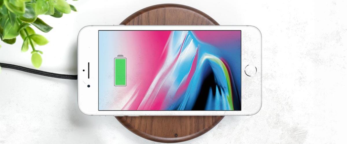 iPhone 8 draadloos opladen