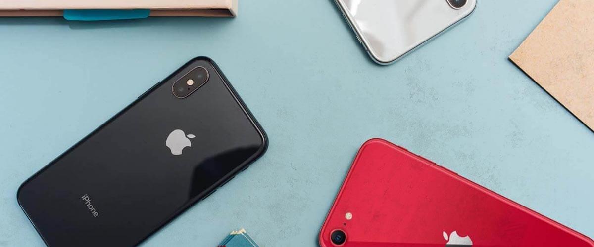 iPhone X vergelijken