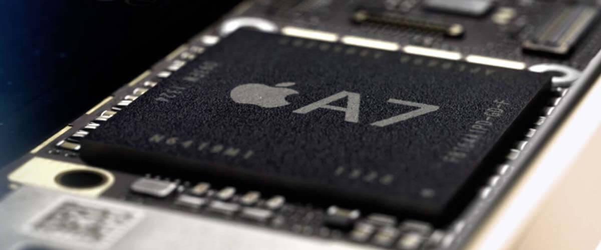 A7-processor iPad Air 1