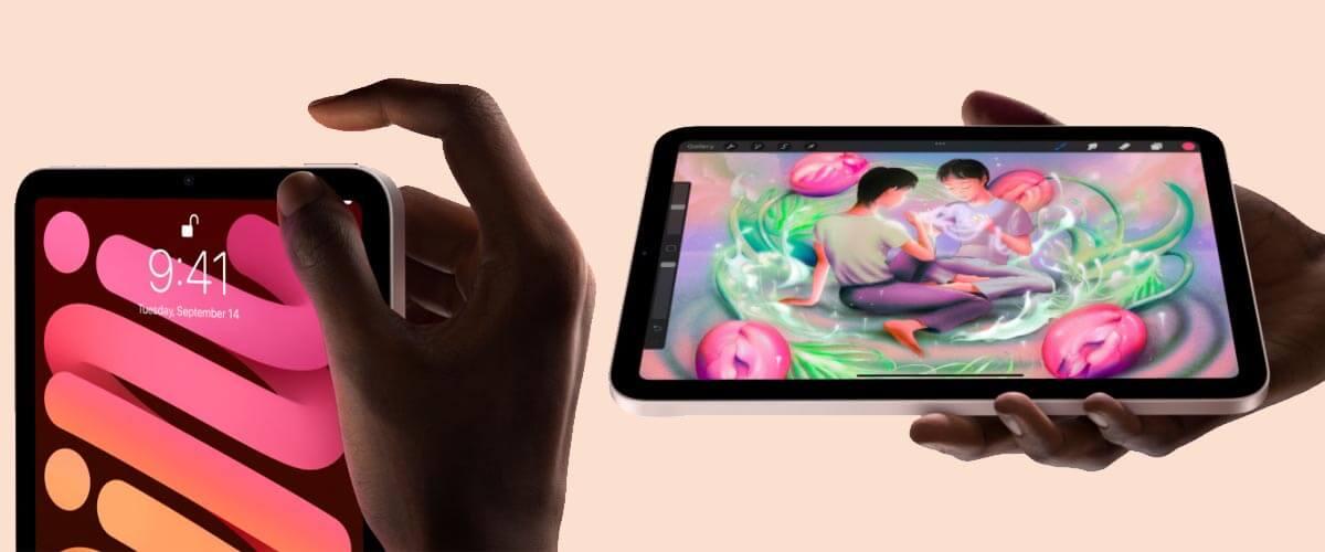 Apple Event iPad Mini 2021