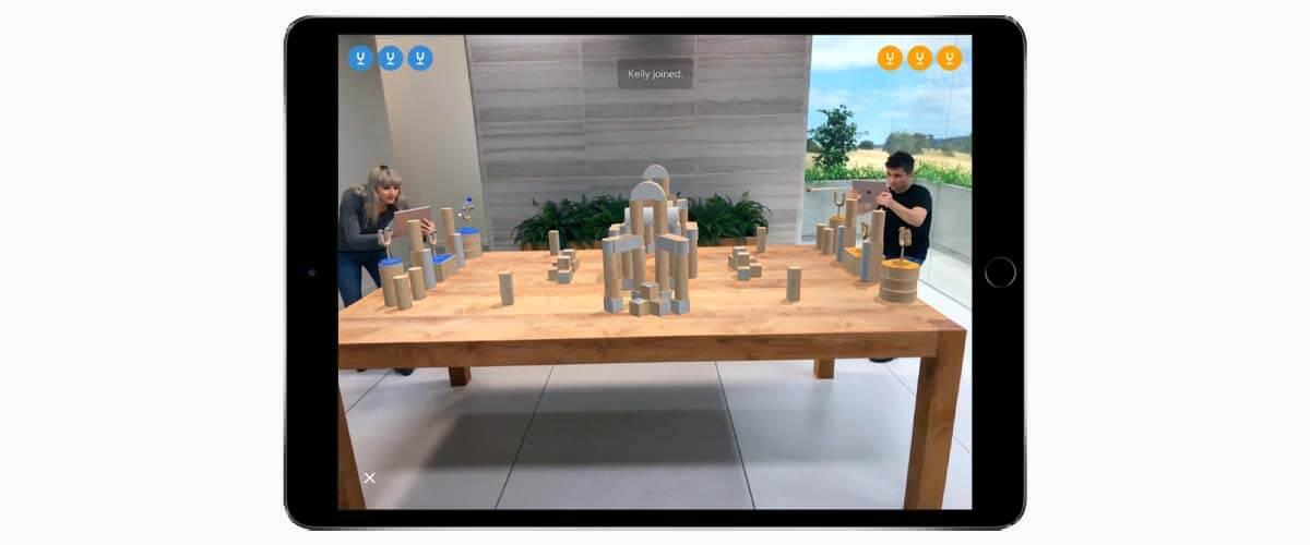 Apple ARkit games voor iPhone en iPad
