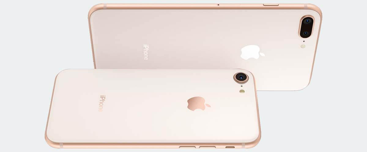 Cameraverschil iPhone 8 en 8 Plus