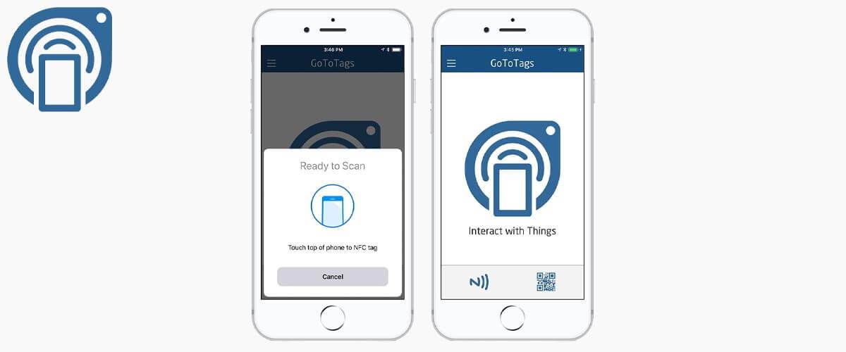 Externe app voor NFC iPhone 8