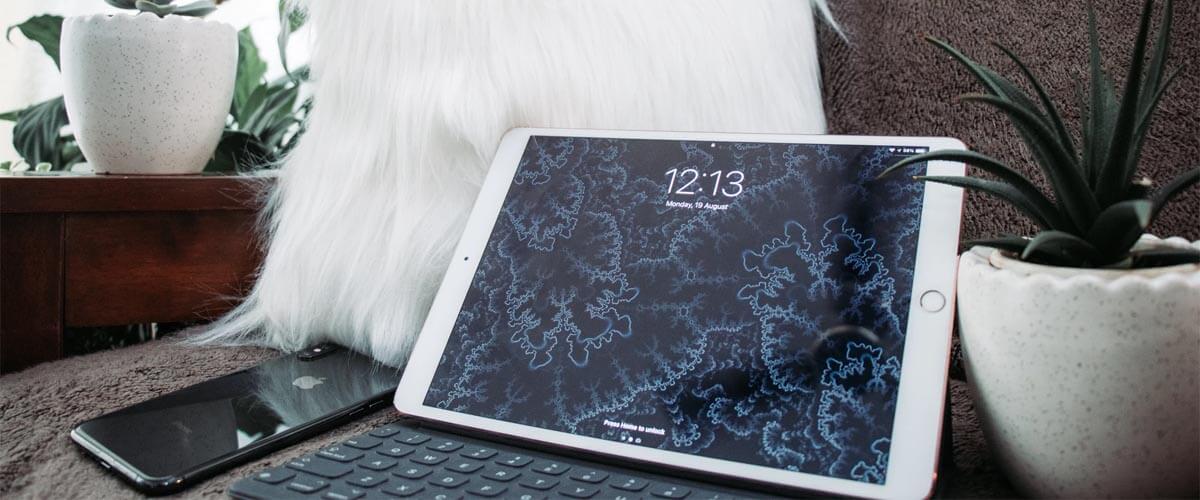 Forza refurbished iPad