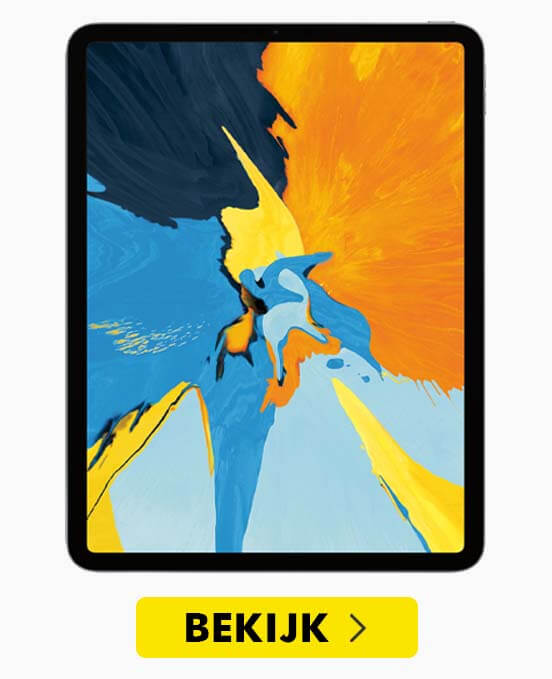 iPad Pro 2018 11.0-inch refurbished