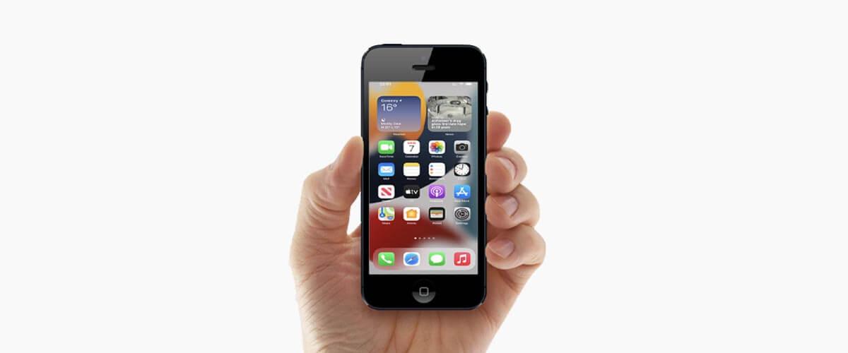 iPhone met 4.0-inch beeldscherm formaat