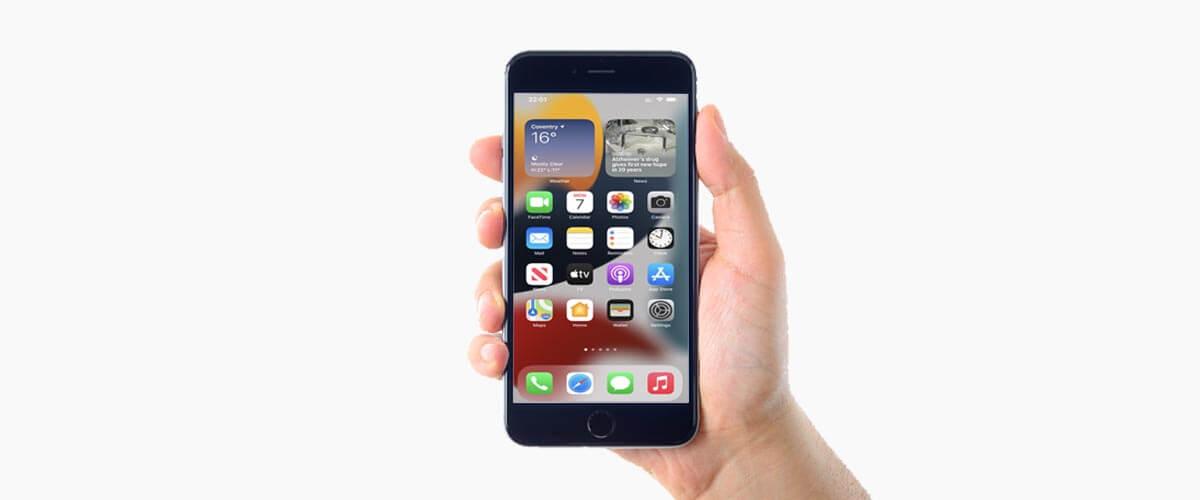 iPhone met 4.7-inch beeldscherm formaat