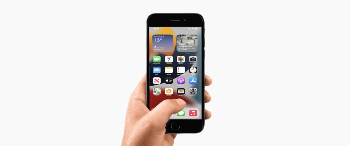 iPhone met 5.5-inch beeldscherm formaat