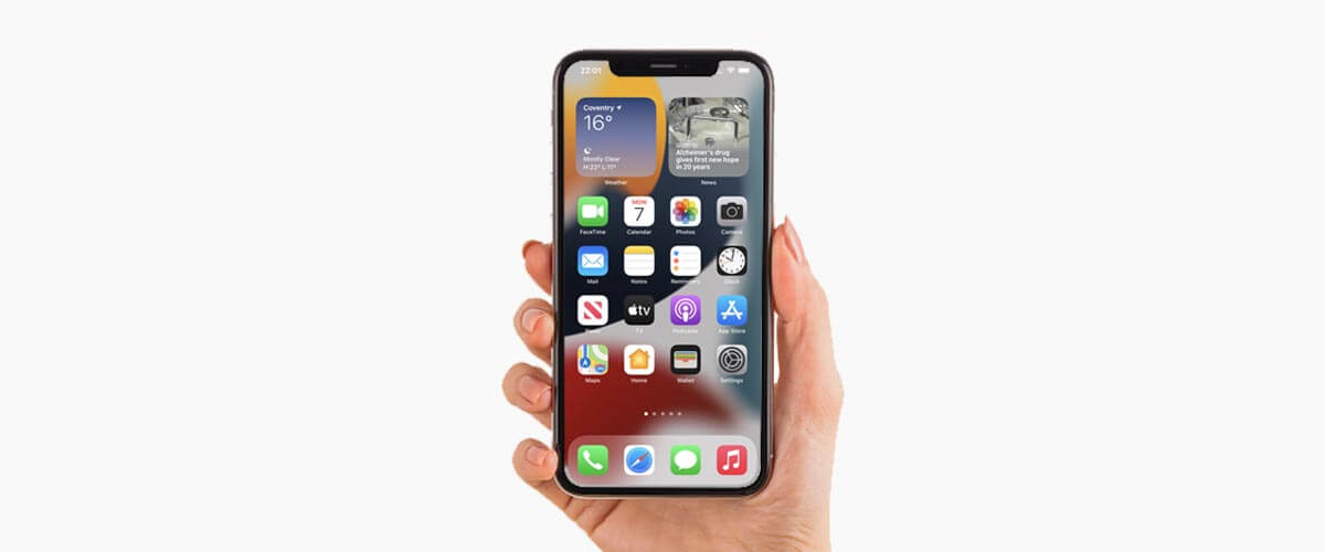 iPhone met 5.8-inch beeldscherm formaat
