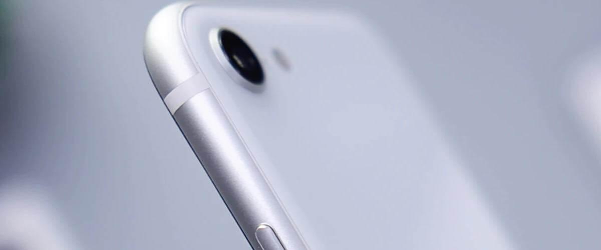 Camera iPhone SE 2020