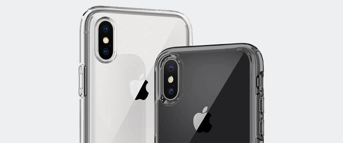 refurbished iPhone X met gratis beschermhoes