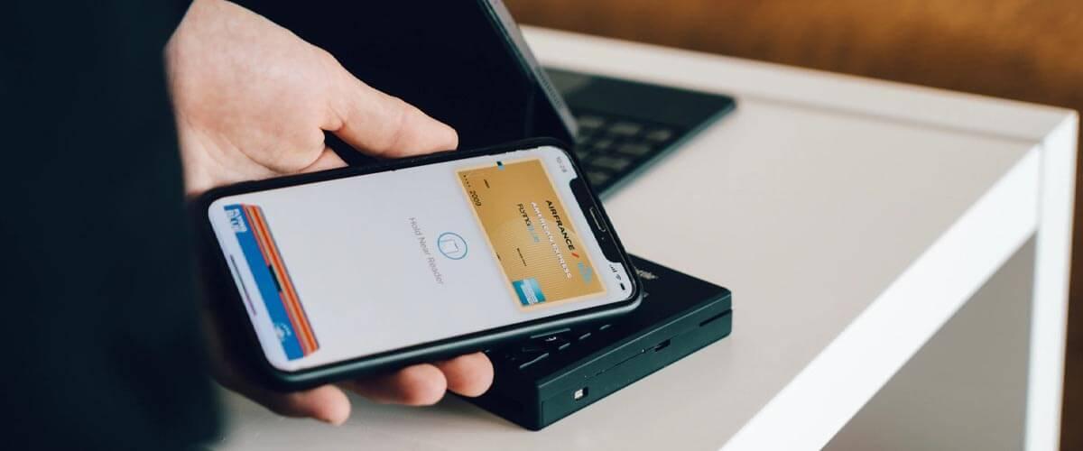 NFC iPhone Apple Pay