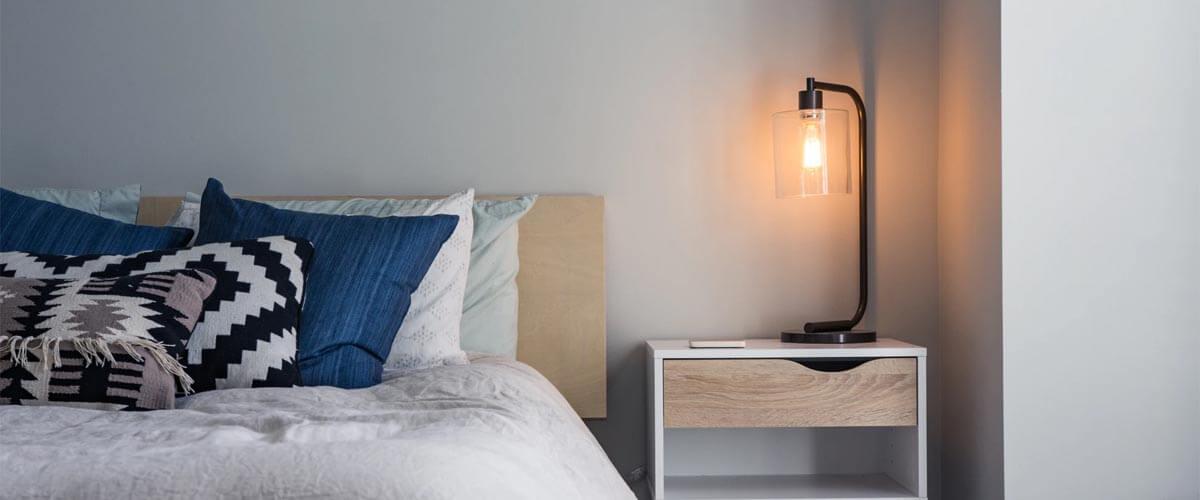 NFC-tag Apple Homekit lamp