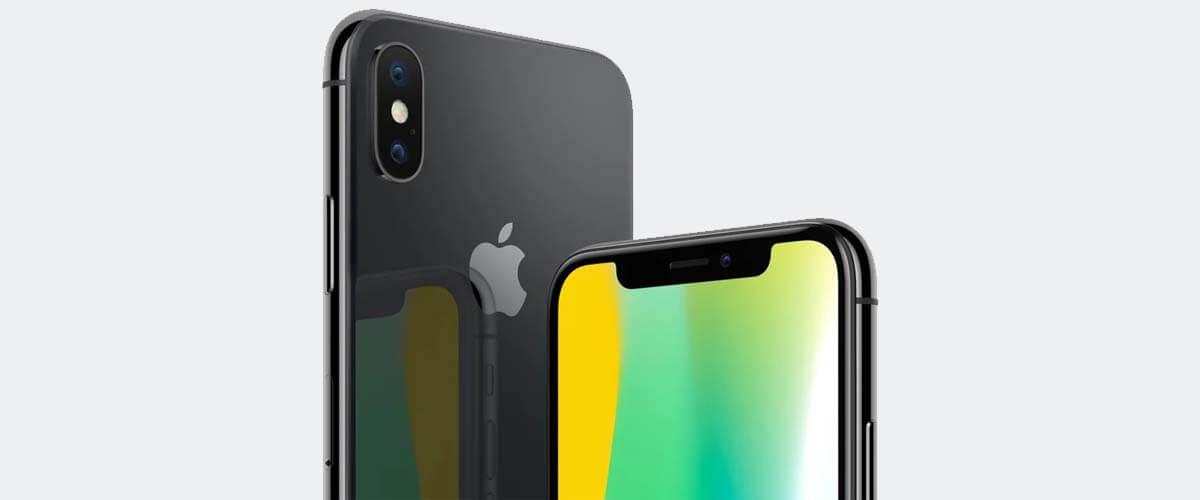 refurbished iPhone X Space Grey