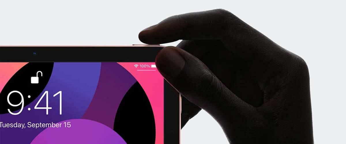 Touch ID iPad Air 2020