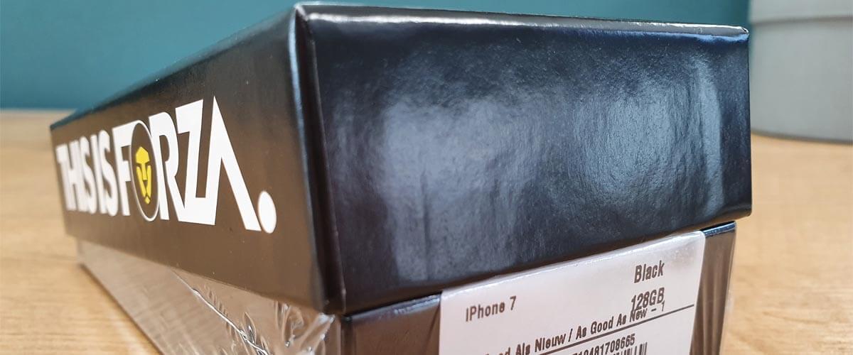 Welke iPhone heb ik opzoeken verpakking