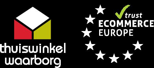Thuiswinkel waarborg en Trust eCommerce Europe