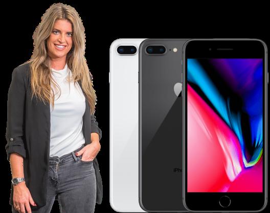 iPhone 8 en 8 Plus