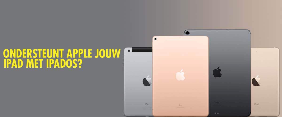 iPadOS bij iPad