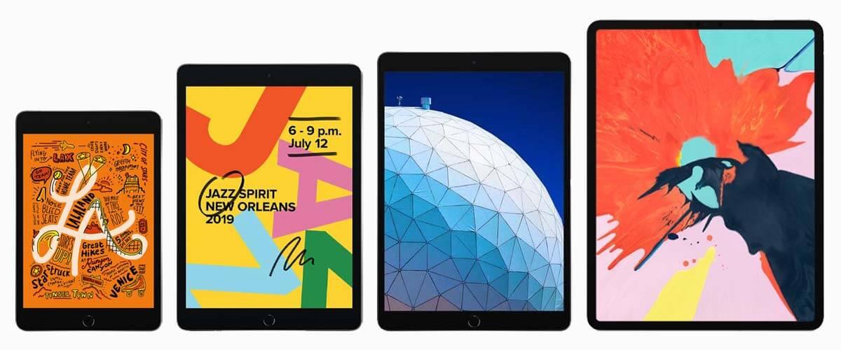 iPad kopen keuzehulp