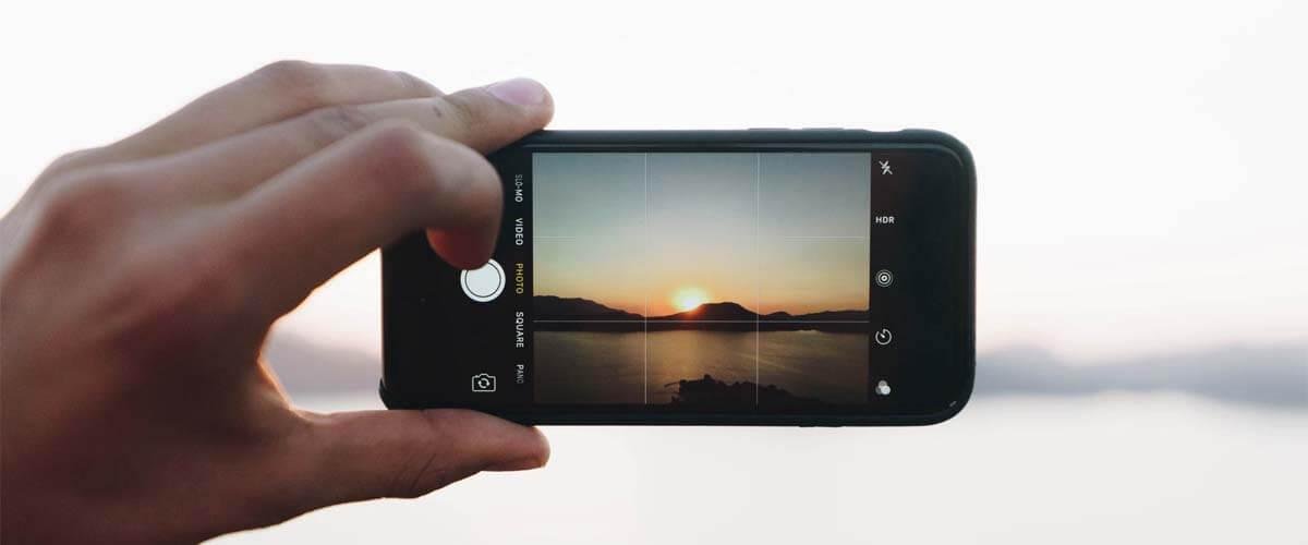 Goede foto´s maken met de iPhone 6S