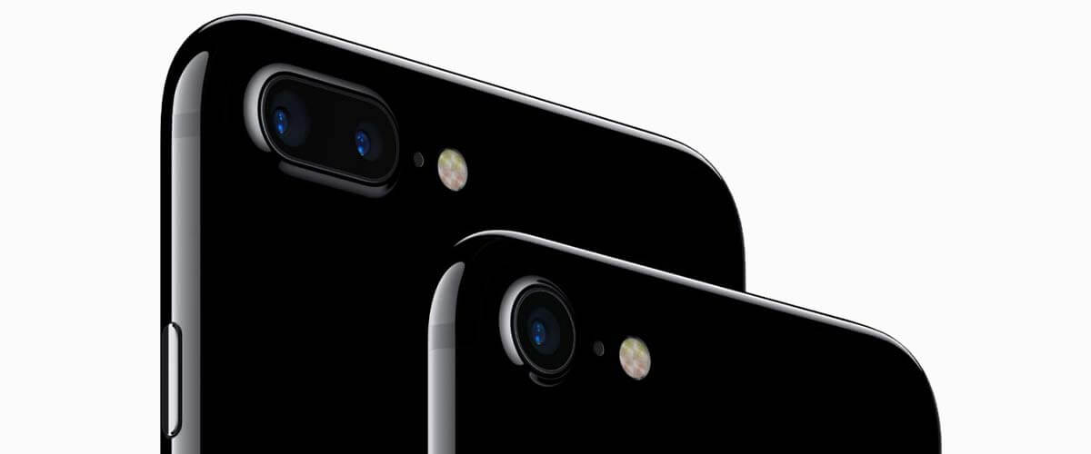 Camera iPhone 7 en iPhone 7 Plus